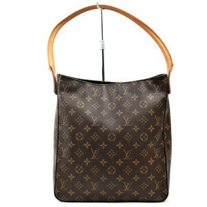 Auth Louis Vuitton Looping Gm Shoulder #5469L30